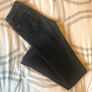 Bebe bell-bottom jeans
